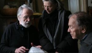 Haneke dirige Emannuelle Riva e Jean-Louis Trintignant