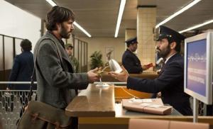 Ben Affleck, o diretor e herói da história